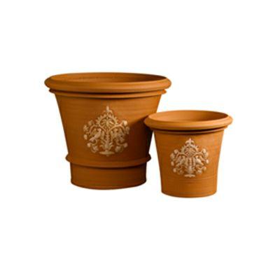 【テラコッタ鉢】ウィッチフォード ラブバードポット 930 英国 イギリス ハンドメイド ガーデニング 資材 植木鉢 園芸資材