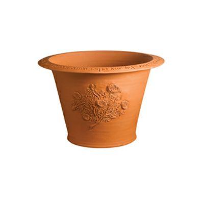 【テラコッタ鉢】ウィッチフォード ロミオとジュリエットポット 630BC 英国 イギリス ハンドメイド ガーデニング 資材 植木鉢 園芸資材